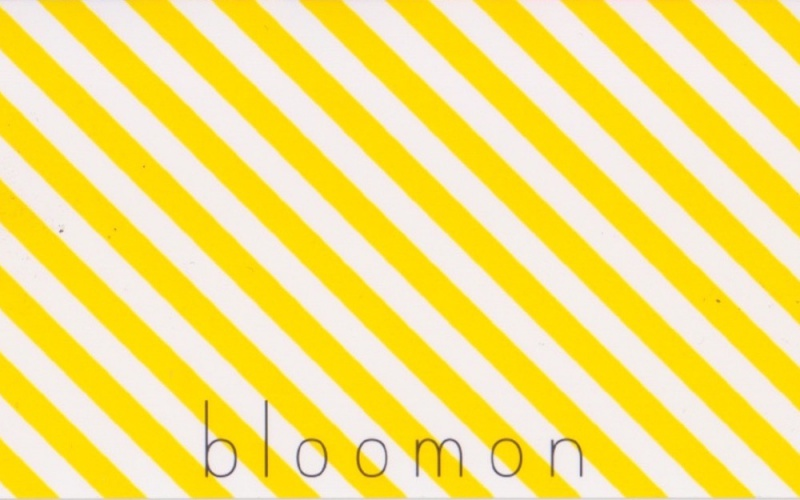 BLOOMON CELEBRATES ITS 3TH BIRTHDAY*