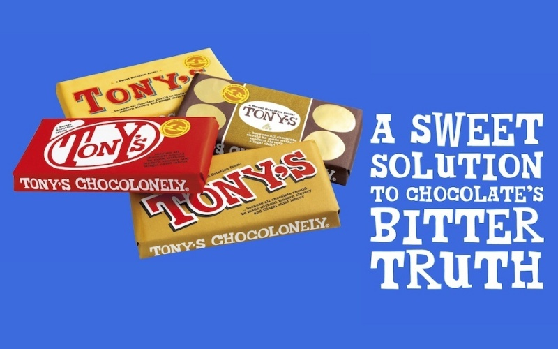 TONY'S CHOCOLONELY OFFERS A SWEET SOLUTION