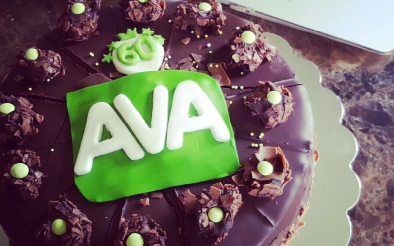 AVA CELEBRATES ITS 60TH ANNIVERSARY*