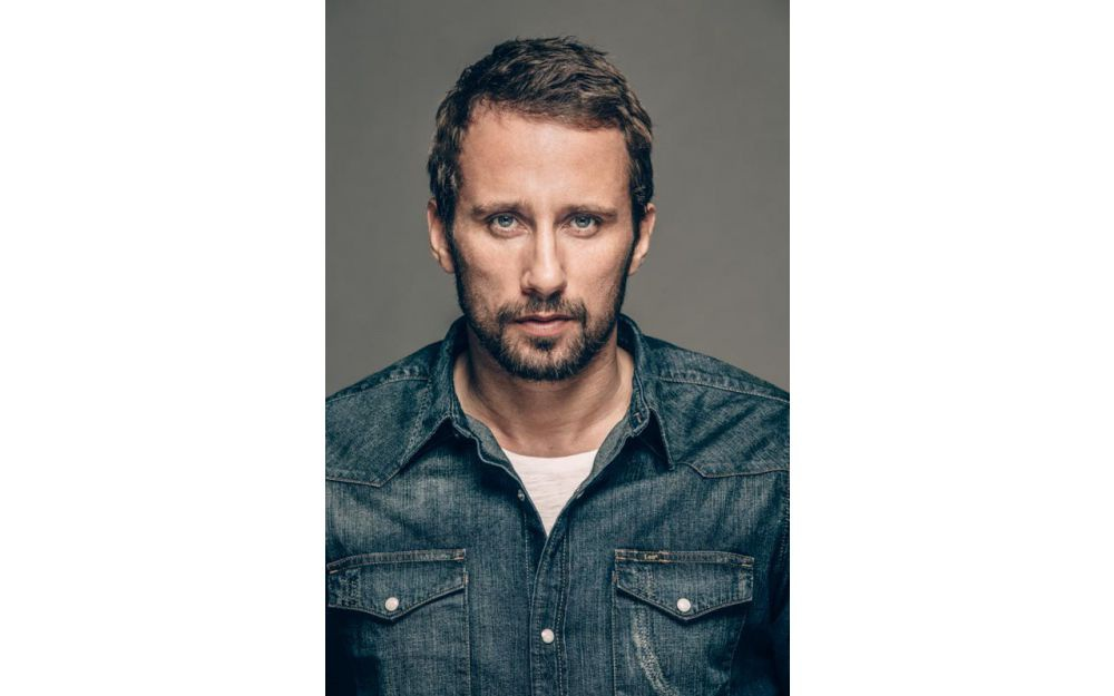 Matthias Schoenaerts for Lee